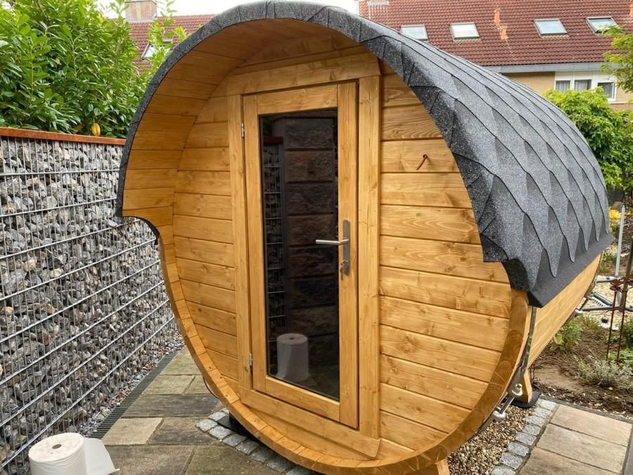 saunaf sser fasssaunen deluxe vom zimmermeister pagenkemper. Black Bedroom Furniture Sets. Home Design Ideas