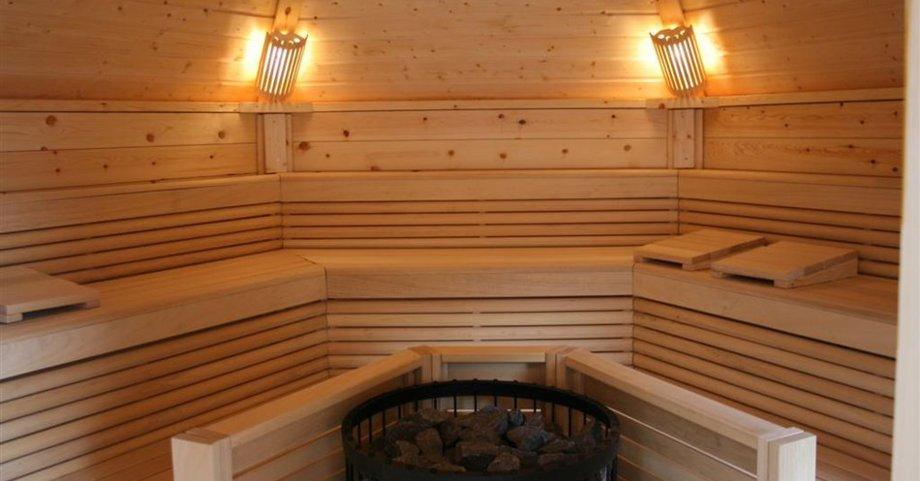 sauna profi de
